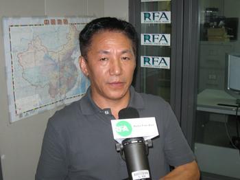 Dhondup Gonsar (RFA)