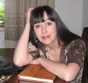 Yafasova (Courtesy Dina Yafasova)