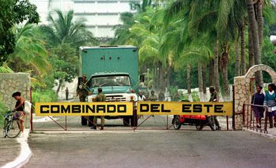 Ricardo González Alfonso is jailed in this Cuban prison. (AP/Jose Goitia)