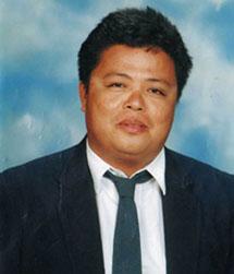 Dennis Cuesta (Family photo)
