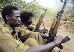 OLF rebels in Ethiopia. (Reuters)