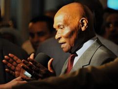 Abdoulaye Wade (AFP)