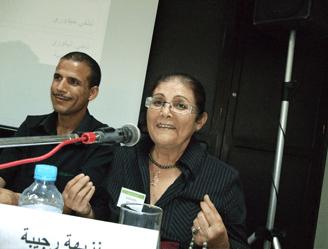 Naziha Réjiba (OLPEC)