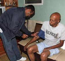 Fariñas on his most recent hunger strike. (EPA)