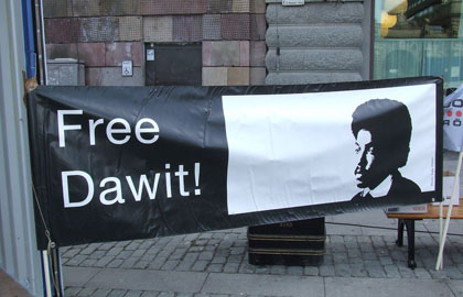 Ten years after the author reported the government's shutdown of the private press, Eritrea continues to imprison journalists swept up in the crackdown. Among them is Dawit Isaac, a Swedish-Eritrean national whose case has drawn wide attention. (Petra Jankov Picha)