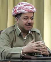 Massoud Barzani (Reuters)