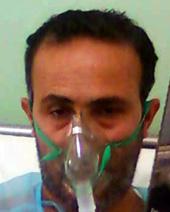 A hospitalized Boukadous. (CPJ)