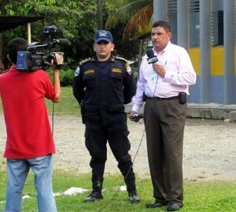 Meza se había convertido en un fuerte crítico de la policía local, según sus colegas. (Diario Tiempo)