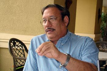 Abraham Mejía, un antiguo colega, cree que Meza habría criticado demasiado a la policía. (CPJ/Rubén Escobar)