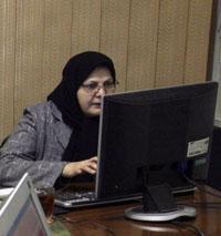 Mofidi in 2008. (AP/Hasan Sarbakhshian)