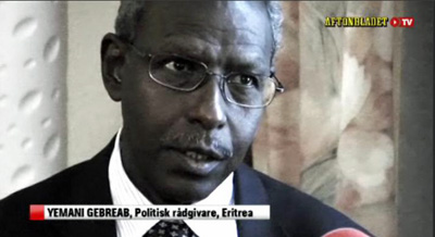 """Senior Eritrean Advisor Yemani Gebreab told Swedish daily Aftonbladet that the government had decided to """"move forward,"""" leaving imprisoned journalists in the eternal oblivion of indefinite detention."""
