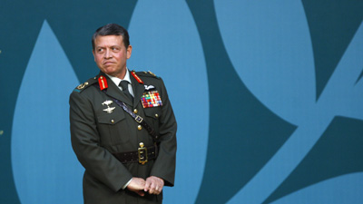 CPJ had urged King Abdullah II to reconsider online restrictions. (Reuters/Ali Jarekji)