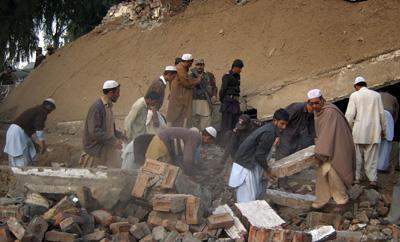 Un attentat suicide en décembre au district tribal de Mohmand a couté la vie à deux journalistes. (Reuters/Umar Qayyum)