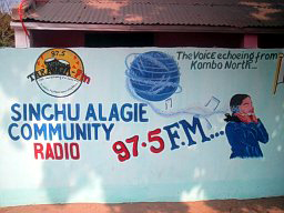 Taranga FM was one of the last independent voices in the Gambia (Taranga FM)