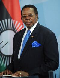 Mutharika (AFP)