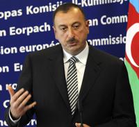 Ilham Aliyev (AP)