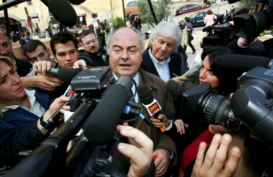 Perugia Public Prosecutor Giuliano Mignini (Reuters)