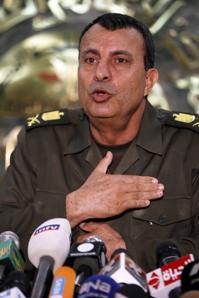 Maj. Gen. Ismail Mohamed Othman (Reuters)