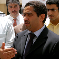 Mansoor al-Jamri (Reuters)