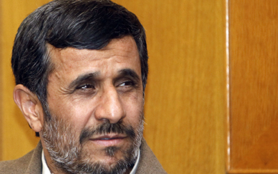 Mahmoud Ahmadinejad's government has set the bar for Internet oppression. (Reuters)