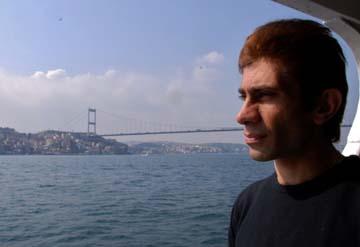 Shabankare à Istanbul. (Hirad Shabankare)