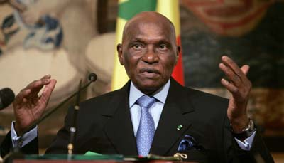 Abdoulaye Wade (AFP/Filippo Montegorte)