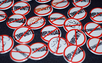 The IFEX conference in Beirut put a focus on impunity in journalist murders. (Lidija Sabados/IFEX)