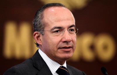 Calderón prometeu combater os crimes contra a imprensa, mas as ações têm sido lentas (Reuters/Henry Romero)