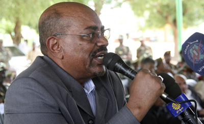 At least eight journalists are detained in Sudan despite al-Bashir's announcement. (Reuters)