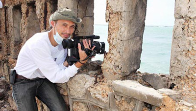 Malaysian cameraman Noramfaizul Mohd is the 35th journalist killed in direct relation to his work in Somalia. (Bernama)