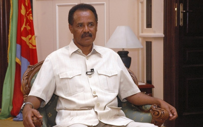 On September 18, 2001, President Isaias Afewerki banned all independent press in Eritrea. (AP)