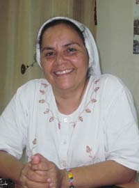 Sister Cecilia Sierra Salcido (CPJ)