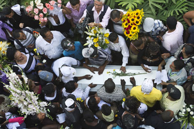 Medellín has the highest homicide rate in Colombia . (Reuters)