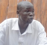 Editor Peter Ngor (Sudan Tribune)