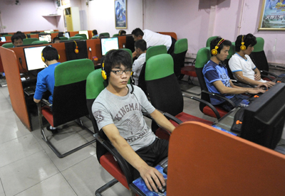 A new set of media regulations in China is attempting to control the growing influence of social media users. (AFP)