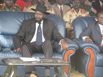 South Sudan President Salva Kiir said the Destiny article was defamatory. (CPJ)