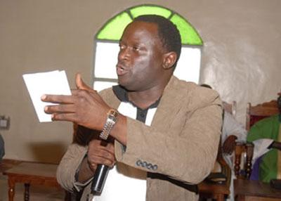 Tanzania Daima Managing Editor Absalom Kibanda has been charged with inciting police to subordinate. (IPP Media)