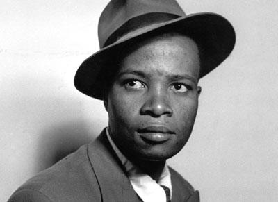 Henry Nxumalo in 1953. (Jurgen Schadeberg)