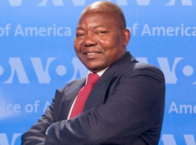Samuel Kiendrebeogo (Courtesy Voice of America)