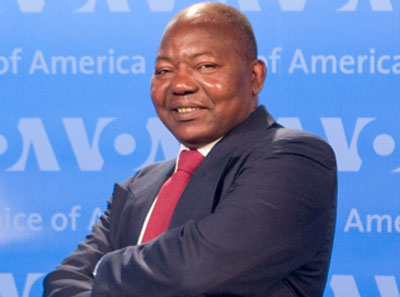 Samuel Kiendrebeogo (Courtesy Voice of America)