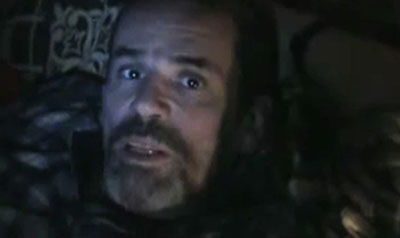 British journalist Paul Conroy was evacuated from Homs on Tuesday. (AFP/YouTube)