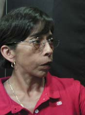 The body of Regina Martínez Pérez was found in her home on Saturday. (Reuters)