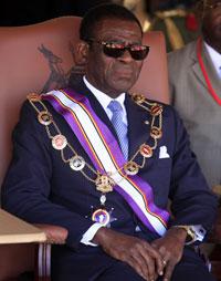 Equatorial Guinea President Teodoro Obiang (Reuters/James Akena)