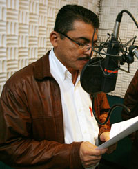Ángel Alfredo Villatoro (AP/HRN Radio)