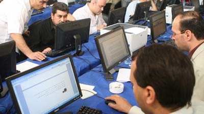 Journalists covering the Syrian uprising have been targeted with government surveillance, hacking, and malware. (AP/Bassem Tellawi)