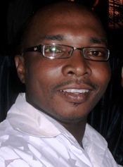 Victor Kwawukume was attacked by police while covering a raid. (Victor Kwawukume)