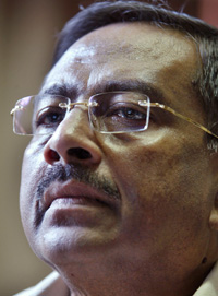 Iqbal Athas. (AP/Gemunu Amarasinghe)