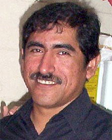 Víctor Manuel Báez Chino (AP/Milenio)