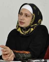 Nadira Isayeva (AP/Sergei Rasulov)