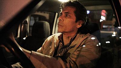Zeta reporter Sergio Haro in the film 'Reportero.' (Courtesy Quiet Pictures)